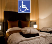 comfort DA disabled room
